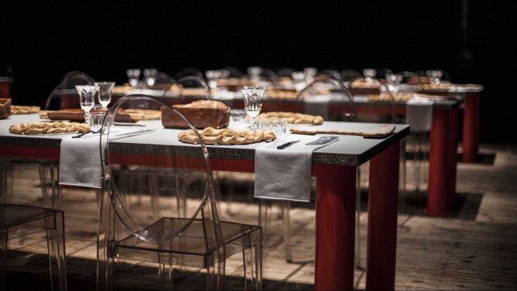 Abet Laminati - Polaris - Dinner On Stage