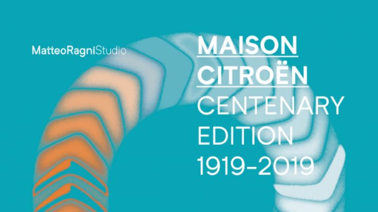 MAISON CITROËN CENTENARY EDITION